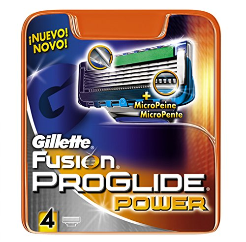 Gillette Proglide Ricarica Power Pz.4
