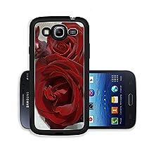 buy Luxlady Premium Samsung Galaxy Mega 5.8 Aluminium Snap Case Two Red Roses And Wedding Rings Image Id 434664