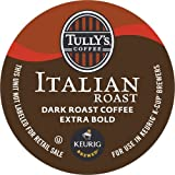 Keurig, Tully's Italian Roast, K-Cup Packs by Keurig