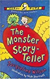 Jacqueline Wilson The Monster Story-teller (Corgi Pups)