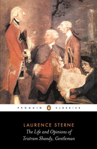 The Life and Opinions of Tristram Shandy, Gentleman (Penguin Classics)