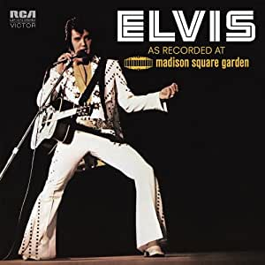 Elvis:As Recorded at Madison S [Vinyl LP]