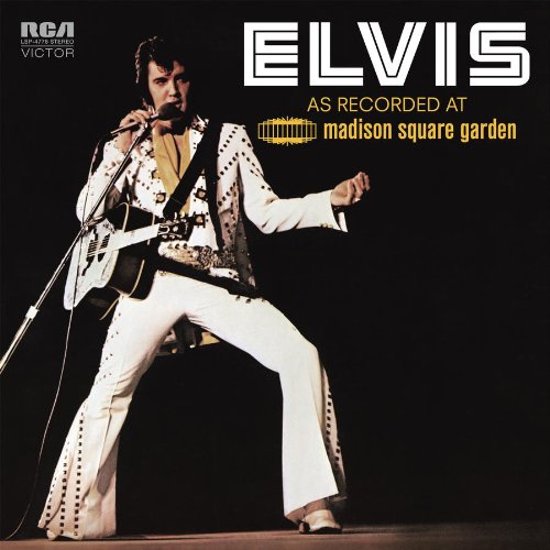 Album Art for Elvis: As Recorded at Madison Square Garden by ELVIS PRESLEY