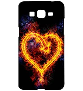 MANNMOHH HARD BACK COVER FOR SAMSUNG GALAXY E7
