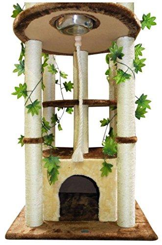 Go Pet Club F2095  Cat Tree Furniture, 85-Inch Go Pet Club B00LMXSIVC