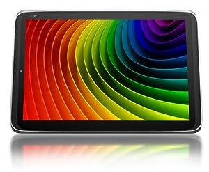 """ECS TM105A Tablette Tactile 10.1 """" Android Noir, Blanc"""