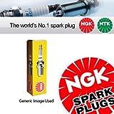 LPG Spark Plugs NGK Iridium ILKAR6C10 x8 - JAGUAR XJ8 5.0 09>on