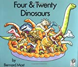 Four & Twenty Dinosaurs (0152019596) by Most, Bernard