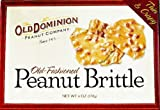 Old Dominion Peanut Company Old Fashioned Peanut Brittle 6 oz Pack of 1