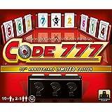 Code 777 30th Anniversary LE Board Game
