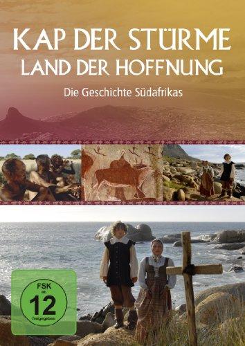 KAP DER STÜRME - LAND DER HOFFNUNG: DIE GESCHICHTE SÜDAFRIKAS [IMPORT ALLEMAND] (IMPORT) (DVD) ...