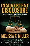 Inadvertent Disclosure (Sasha McCandless Legal Thriller No. 2)