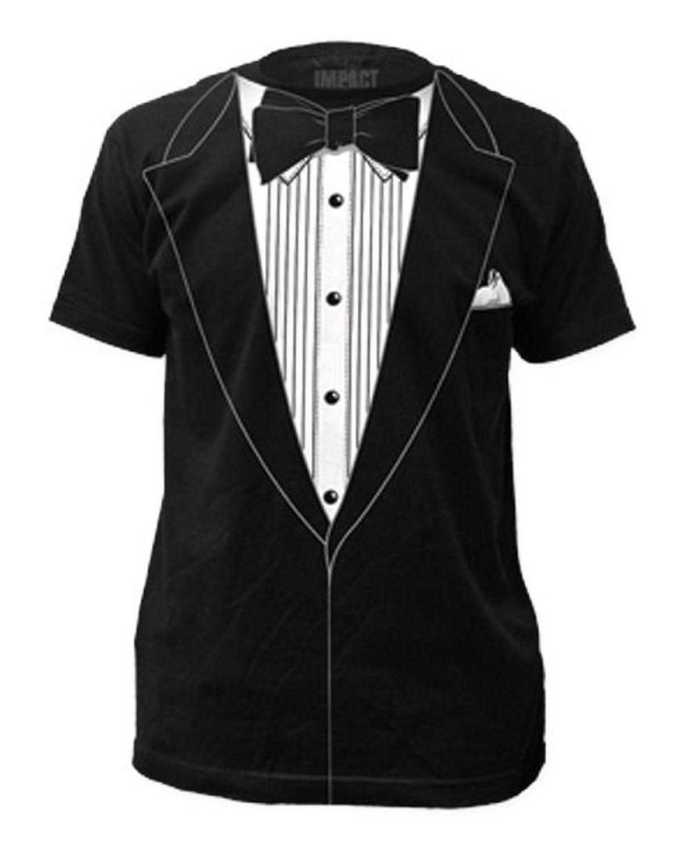 Tuxedo Funny Tux T-Shirt Tuxedo Shirt