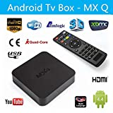 Erocket 83536 MXQ TV Box with WIFI Airplay Miracast 3D - Best Reviews Guide