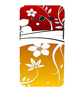 Ebby Premium Printed Back Case Cover With Full protection For Samsung Galaxy Core 2 G355H / Samsung Galaxy Core II (Designer Case)