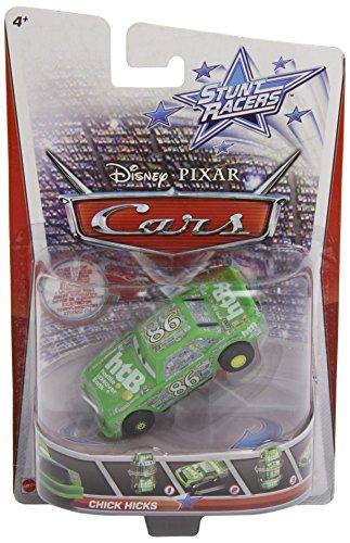 Mattel Y1307 Cars Mini Veicolo Stunt Racer - Chick Hicks All Star