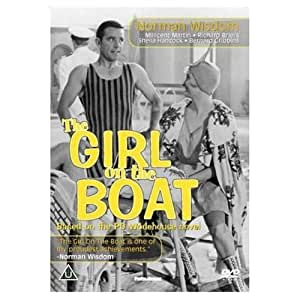 The Girl On The Boat [DVD] [1961]