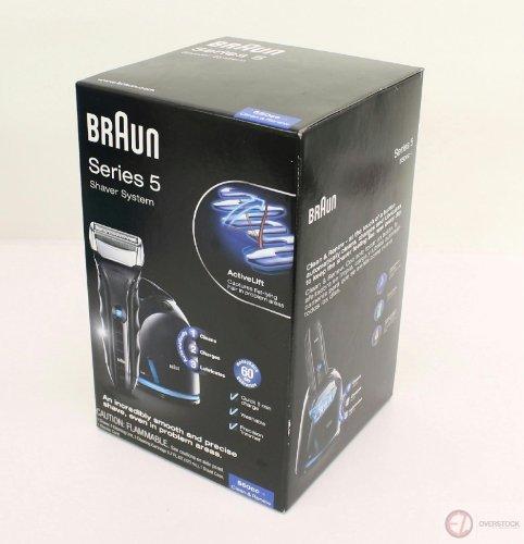 Braun 550Cc Shaver (069055860083) -