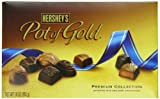Hersheys Pot of Gold Assorted Milk and Dark Chocolate Premium Collection, 10 Ounce