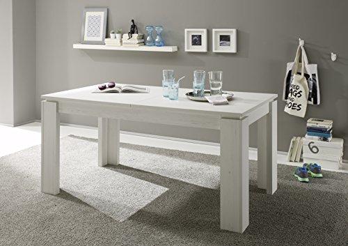 esstisch ausziehbar wei hochglanz glas com forafrica. Black Bedroom Furniture Sets. Home Design Ideas