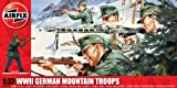 Airfix A04713 WWII German Mountain Troops 1:32 Scale Military Series 3 Figures