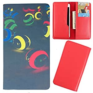 DooDa - For Samsung Galaxy Mega 5.8 PU Leather Designer Fashionable Fancy Case Cover Pouch With Card & Cash Slots & Smooth Inner Velvet
