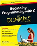 img - for Beginning Programming with C For Dummies book / textbook / text book