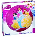 Franklin Sports 8.5 inches  Disney Princess Rubber Playground Ball #19227