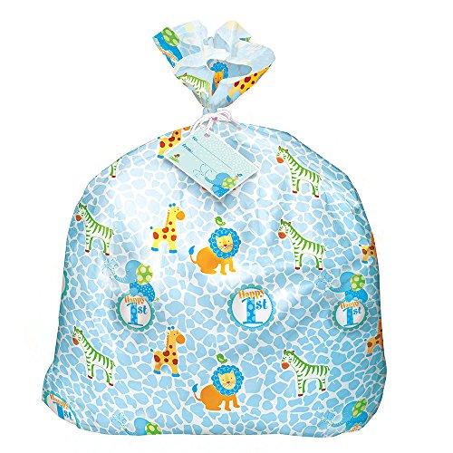 jumbo-plastic-blue-safari-1st-birthday-gift-bag