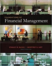 Foundations of Financial Management with Time Value of Money by Stanley Block