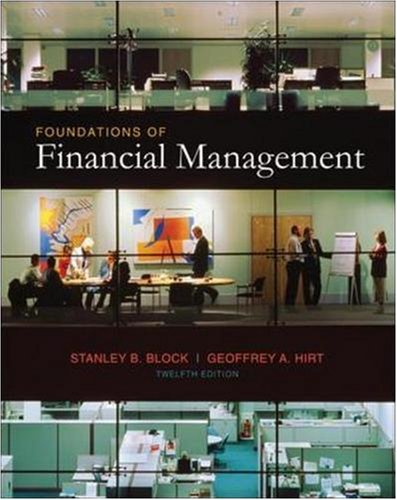 Foundations of Financial Management Text + Educational Version of Market Insight + Time Value of Money Insert (Mcgraw-Hill/Irwin Series in Finance, Insurance, and Real Estate)