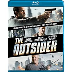 Outsider, The [Blu-ray]