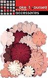 Papercellar Vintage pink Paper Flowers