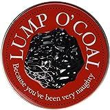 Candy Tin Lump O Coal Coal Shaped Gum