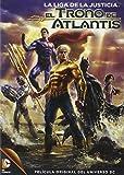 La Liga De La Justicia: El Trono De Atlantis [DVD]