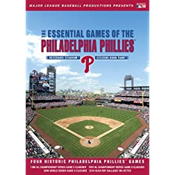 Essential Games of the Philadelphia Phillies