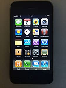 Apple Iphone 3G Unlocked Black 16GB