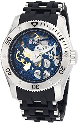 Invicta Men's 1257 Pro Diver Analog Display Swiss Quartz Watch