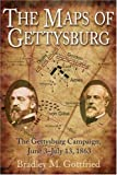The Maps of Gettysburg: The Gettysburg Campaign, June 3 - July 13, 1863