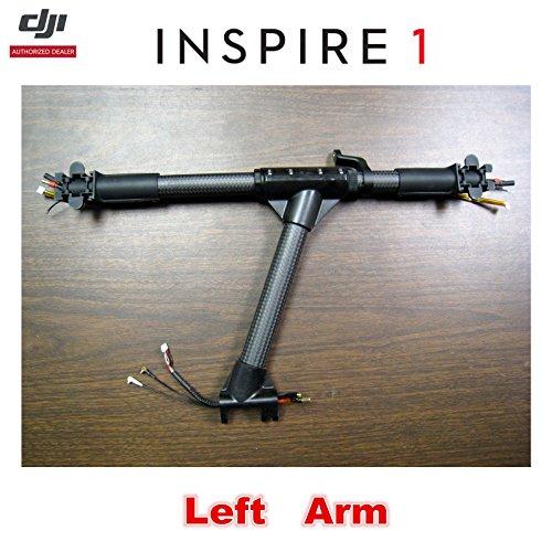 DJI-Inspire-1-V20-PRO-T600-Left-Arm-Assembly-Carbon-Fibre-Frame-Main-Frame-Boom
