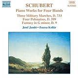 Oeuvres Pour Piano A Quatre Mains /Vol.2