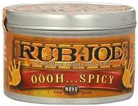 Rub Joe Meat Oooh...Spicy, 4.1 Ounce Can