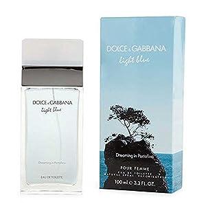Dolce & Gabbana Light Blue Dreaming in Portofino Women Eau De Toilette