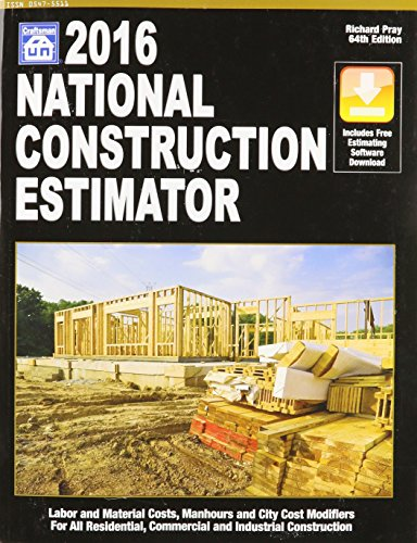 2016 National Construction Estimator (National Construction Estimator) (National Construction Estimator (W/CD)) PDF