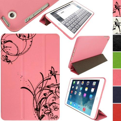 igadgitz-funda-hada-mariposa-rosa-y-negro-para-apple-ipad-mini-1-2-generacion-con-retina-nuevo-ipad-