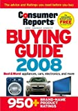 Consumer Reports Buying Guide: Best Buys for 2008