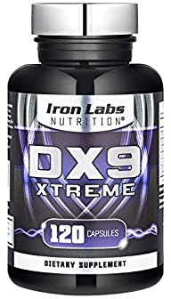 DX9 Xtreme | Hardcore Diuretic | Lose Water Weight – Water Shedder | GET RIPPED – Cut, Dry & Lean |…