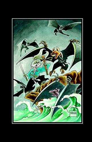 Usagi Yojimbo Saga Ltd Ed HC 3