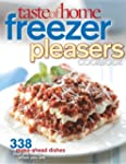 Taste of Home Freezer Pleasers Cookbo...