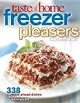 Taste of Home Freezer Pleasers Cookbo...